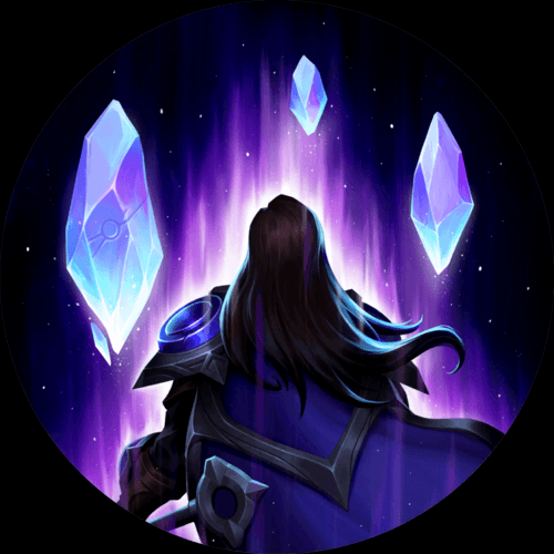 LoR Shards of the Mountain Artwork