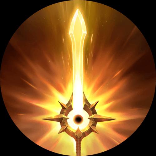 LoR Zenith Blade Artwork