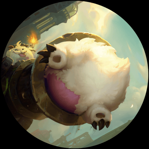 LoR Poro Cannon Artwork