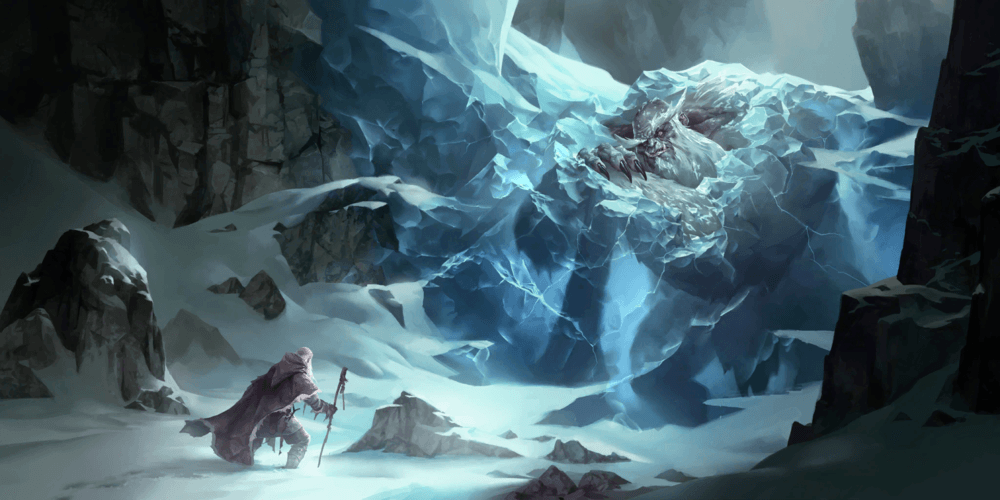 LoR Ancient Yeti Artwork