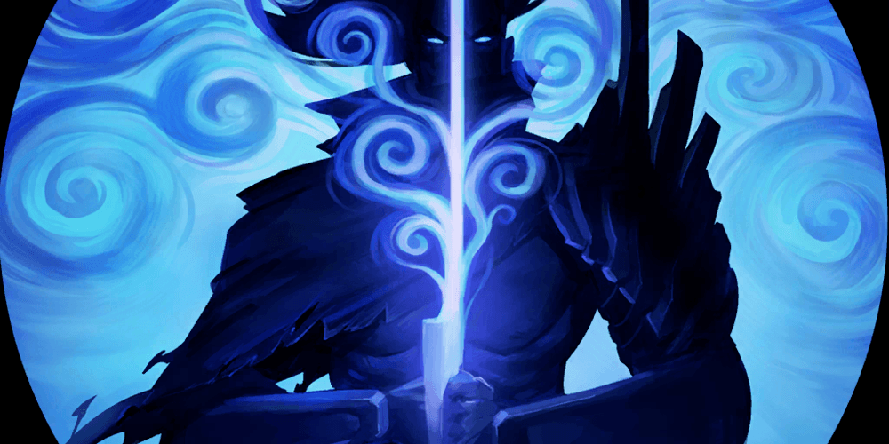 LoR Yasuo's Steel Tempest  Artwork