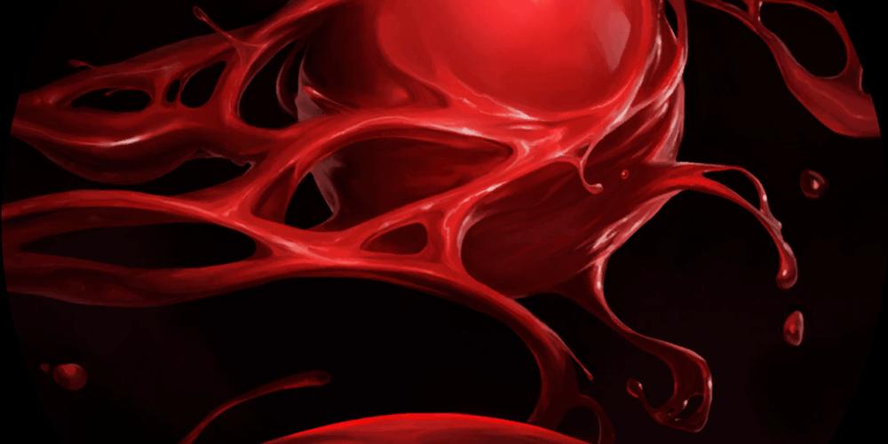 LoR Vladimir's Transfusion  Artwork