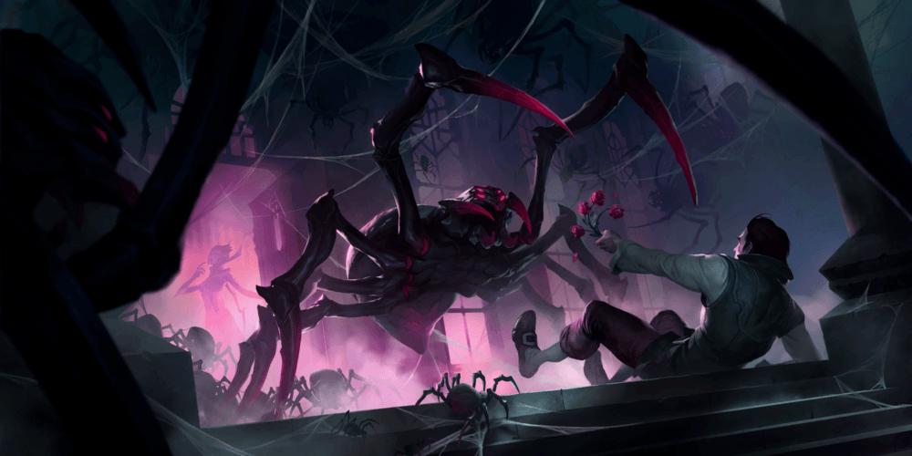LoR Arachnoid Host Artwork