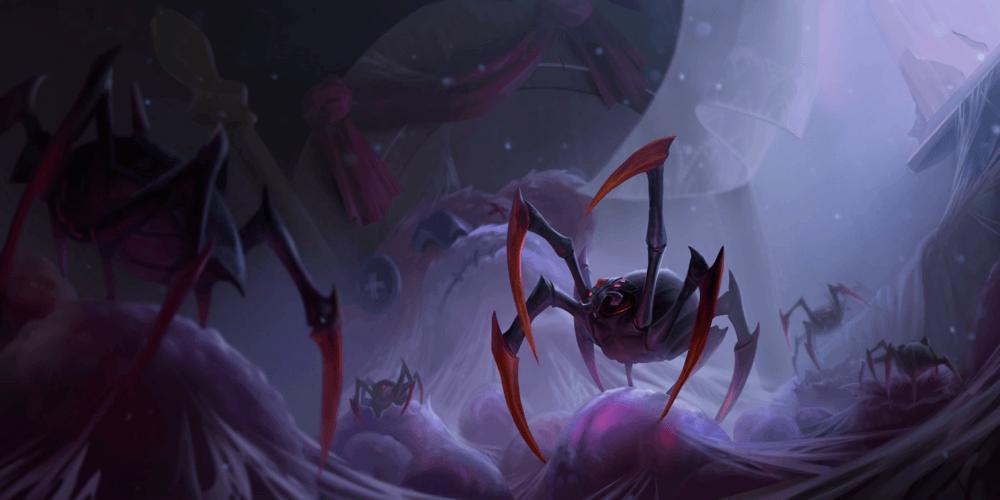 LoR House Spider Artwork