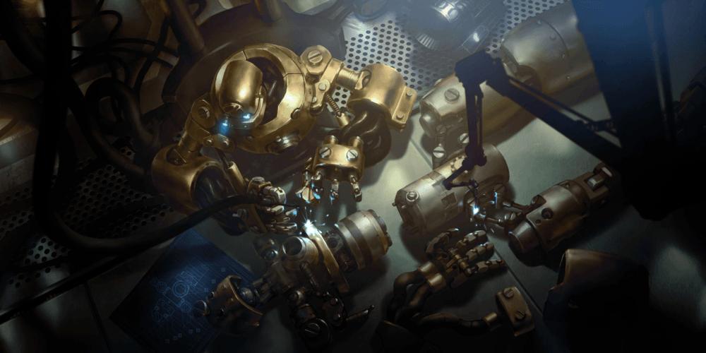 LoR Assembly Bot Artwork