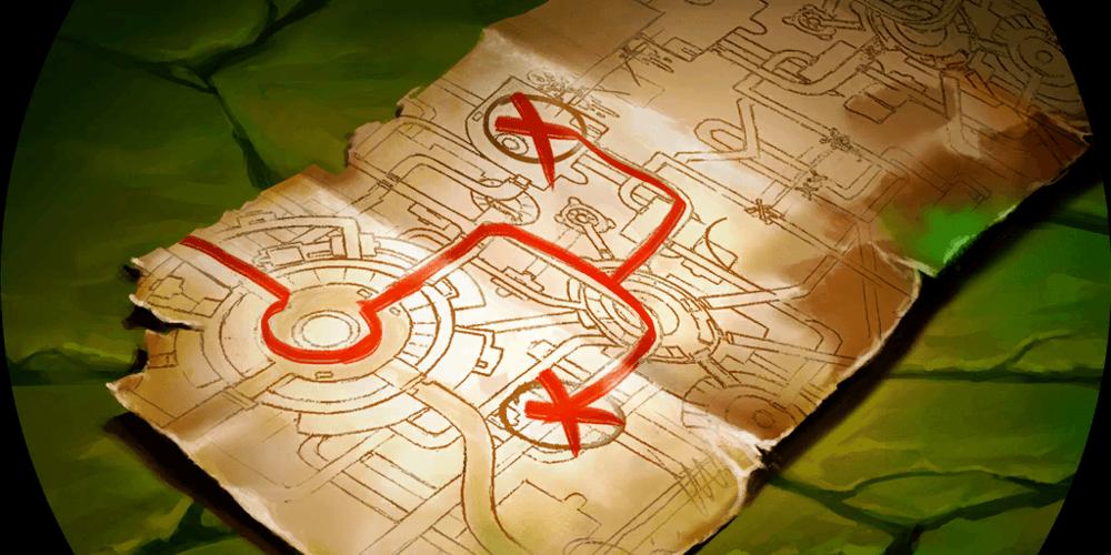 LoR Sumpworks Map  Artwork