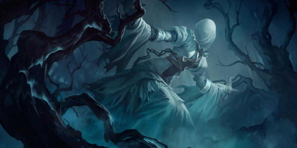 LoR Wraithcaller Artwork