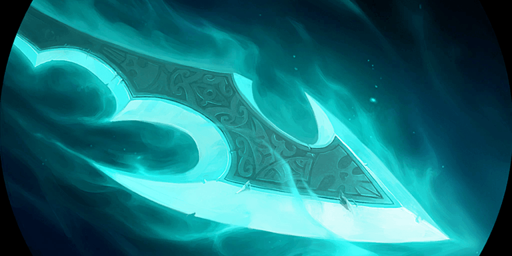 LoR Kalista's Black Spear  Artwork