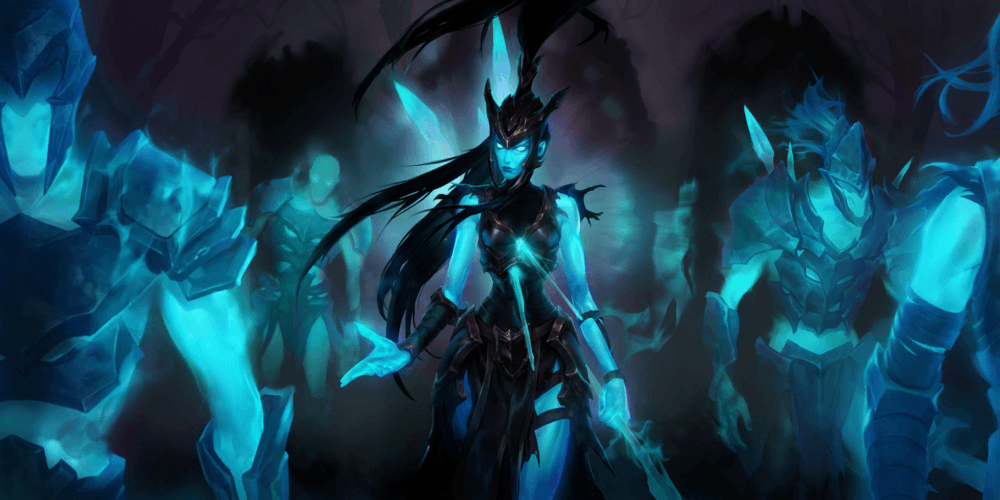 LoR Kalista  2 Artwork