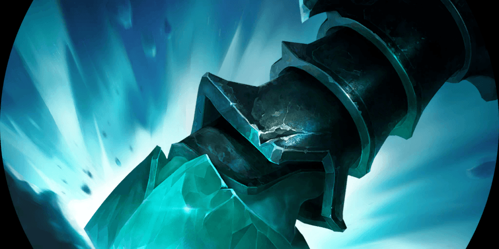 LoR Hecarim's Onslaught of Shadows  Artwork