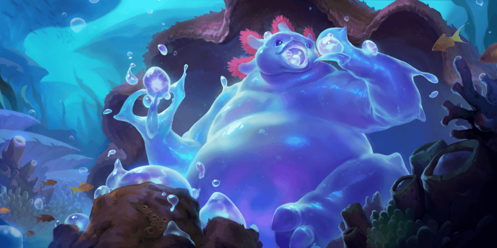 LoR Bubble Bear Artwork