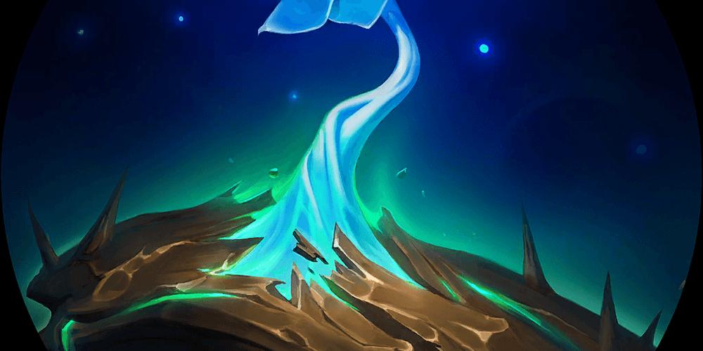 LoR Maokai's Sap Magic  Artwork