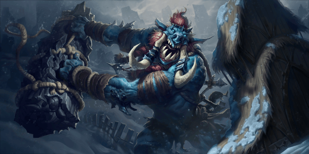 LoR Troll Ravager Artwork