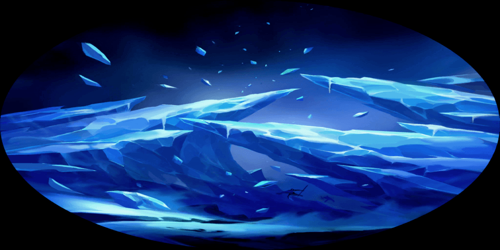 LoR Trundle's Icequake  Artwork