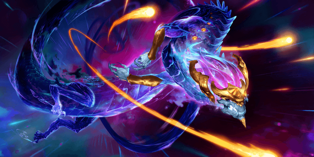 LoR Aurelion Sol Artwork