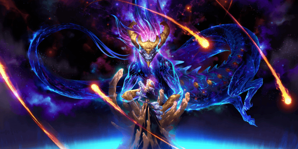 LoR Aurelion Sol  2 Artwork