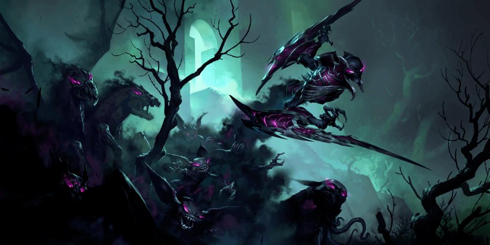 LoR Nocturne Artwork