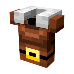 Hunter's Armor Minecraft Dungeons