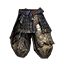 Nioh 2 Night Raider Waistguard
