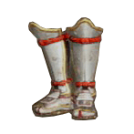 Nioh 2 Yoshiie's Birthright Greaves