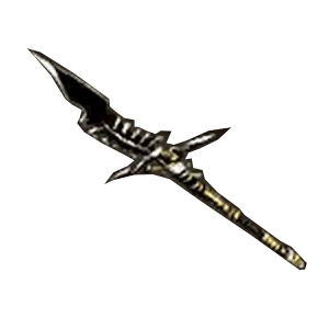 Nioh 2 Bonepile Spear