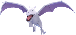 Pokemon Let's GO Aerodactyl