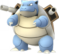 Pokemon Let's GO Blastoise