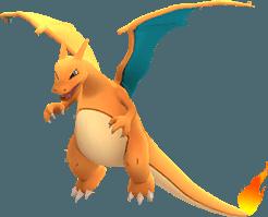 Pokemon Let's GO Charizard