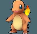 Pokemon Let's GO Charmander