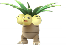 Pokemon Let's GO Exeggutor