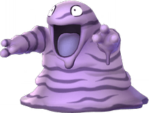 Pokemon Let's GO Grimer