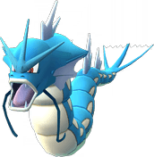 Pokemon Let's GO Gyarados