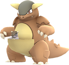 Pokemon Let's GO Kangaskhan
