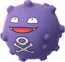 Pokemon Let's GO Koffing