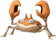 Pokemon Let's GO Krabby