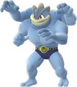 Pokemon Let's GO Machamp