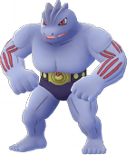 Pokemon Let's GO Machoke