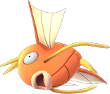 Pokemon Let's GO Magikarp