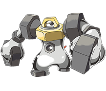 Pokemon Let's GO Melmetal
