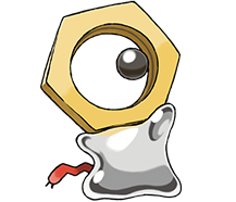 Pokemon Let's GO Meltan