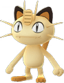 Pokemon Let's GO Meowth