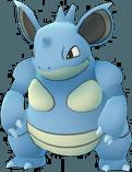 Pokemon Let's GO Nidoqueen