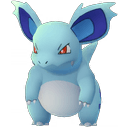 Pokemon Let's GO Nidorina