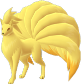 Pokemon Let's GO Ninetales