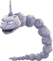 Pokemon Let's GO Onix