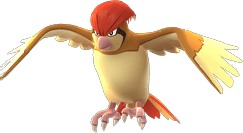 Pokemon Let's GO Pidgeotto