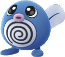Pokemon Let's GO Poliwag