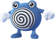Pokemon Let's GO Poliwhirl