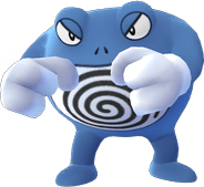 Pokemon Let's GO Poliwrath