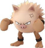 Pokemon Let's GO Primeape